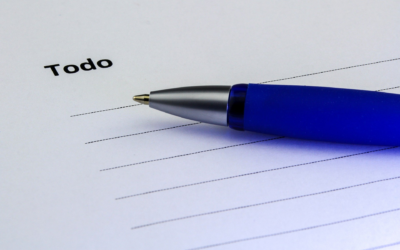Your 2021 Estate Planning To-Do List: Part #1